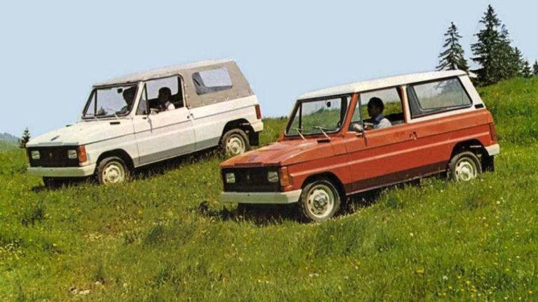 Γνωρίζετε το πρώτο Dacia Duster;